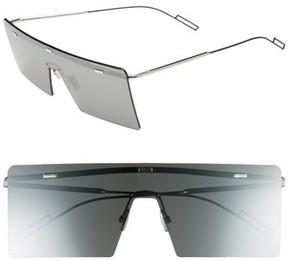 Christian Dior Men's Hardior 65Mm Sunglasses - Palladium
