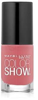 Maybelline Color Show Nail Polish, 101, Hibiscus Haven.
