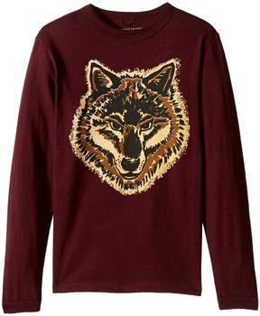 Stella McCartney Gene Wolf Printed T-Shirt Boy's Clothing
