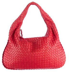 Bottega Veneta Medium Intrecciato Veneta Hobo