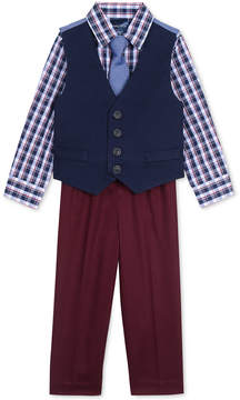 Nautica 4-Pc. Vest Set, Baby Boys (0-24 months)