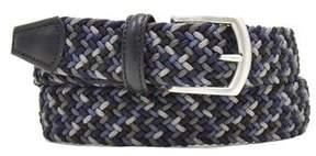Andersons Anderson's Multi Woven Elastic Belt in Navy