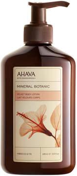 Ahava Mineral Botanic Body Lotion - Hibiscus & Fig