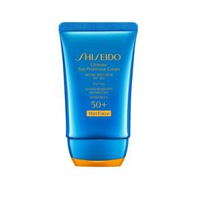 Shiseido Ultimate Sun Protection Cream SPF 50+ WetForce