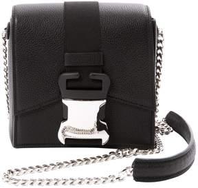 Christopher Kane Black Leather Handbag