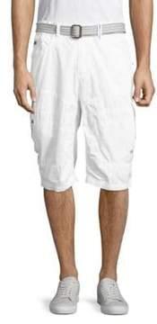 ProjekRaw Cotton Capri Pants