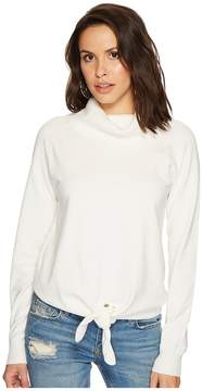 Bishop + Young Front Tie Sweater Women's Sweater
