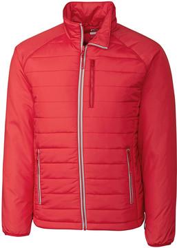 Cutter & Buck Red Barlow Pass Puffer Jacket - Men