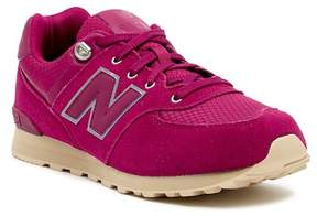 New Balance 574v1 Sneaker (Big Kid)