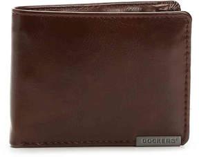 Dockers Traveler Leather Wallet