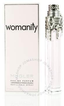 Thierry Mugler Womanity by EDP Spray Refillable 2.7 oz (w)