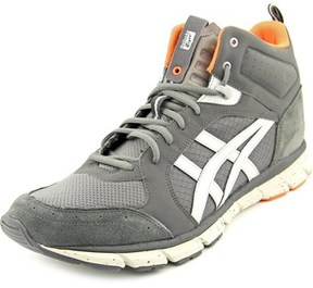 Onitsuka Tiger by Asics Harandia Mt Round Toe Canvas Sneakers.