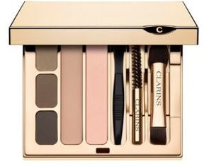 Clarins Kit Sourcils Pro Perfect Eyes & Brows Palette