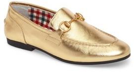 Gucci Toddler Girl's Jordaan Bit Loafer
