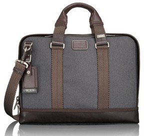 Tumi 'Alpha Bravo - Andrews' Slim Briefcase - Black