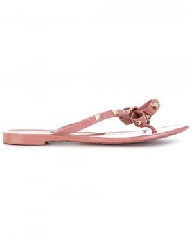 Valentino Valentino Rockstud flip flops