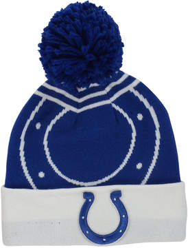 New Era Indianapolis Colts Whiz Pom Knit Hat