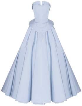 Christian Siriano Strapless Ball Gown