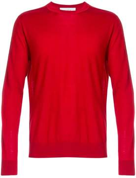 Pringle crew-neck jumper