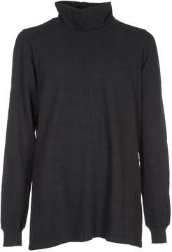 Drkshdw Rick Owens Roll Neck Loose Sweater
