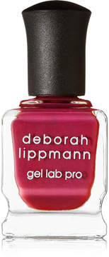Deborah Lippmann red) Gel Lab Pro Nail Polish - Cranberry Kiss