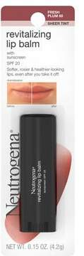 Neutrogena Revitalizing Lip Balm SPF20