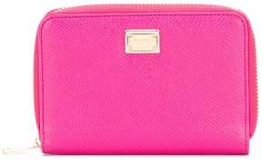 Dolce & Gabbana Dauphine purse - PINK & PURPLE - STYLE