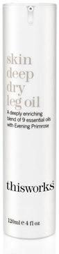 This Works Skin Deep Dry Leg Oil, 4.0 oz./ 120 mL