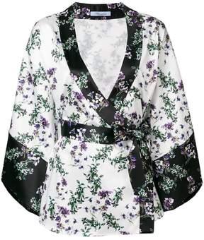 Blumarine kimono blouse