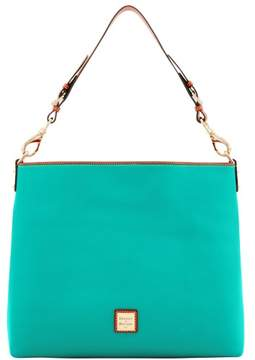 Dooney & Bourke Pebble Grain Extra Large Courtney Sac Shoulder Bag - SPEARMINT - STYLE
