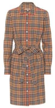 Burberry Check cotton dress