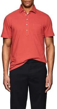 Brunello Cucinelli Men's Cotton Piqué Polo Shirt