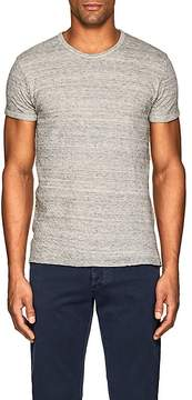 IRO Men's Raw-Edge Cotton T-Shirt