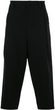 General Idea cropped tapered trousers