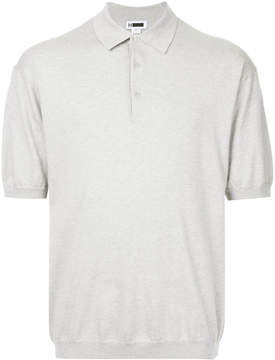 H Beauty&Youth knitted polo shirt