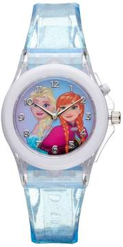 Disney Disney's Frozen Elsa & Anna Kids' Light-Up Watch