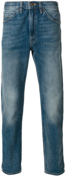 Levi's light-wash jeans