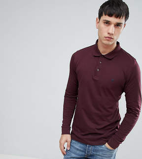 French Connection TALL Long Sleeve Polo Shirt