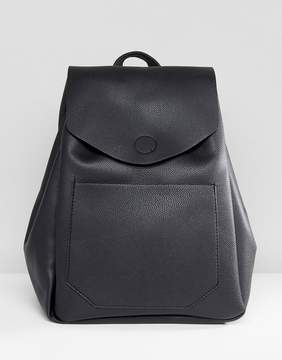 New Look Minimal Pocket Backpack