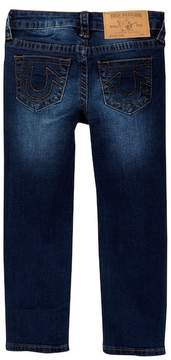 True Religion Geno Single End Jeans (Toddler & Little Boys)