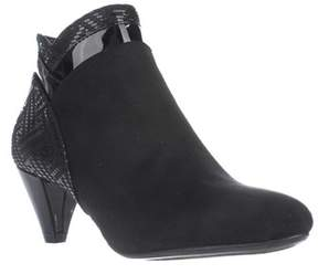 Karen Scott Ks35 Cahleb Dress Ankle Booties, Black.