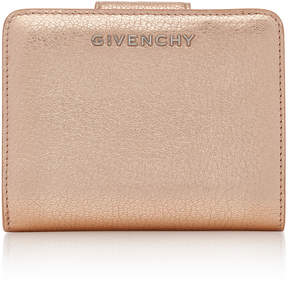 Givenchy Pandora Compact Zip Leather Wallet