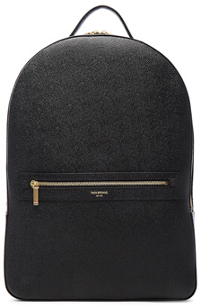 Thom Browne Backpack in Black.