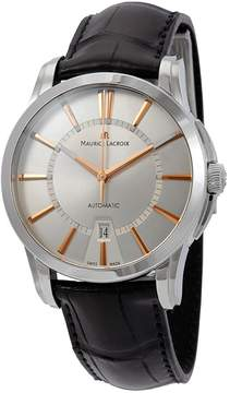 Maurice Lacroix Pontos Automatic Silver Dial Men's Watch