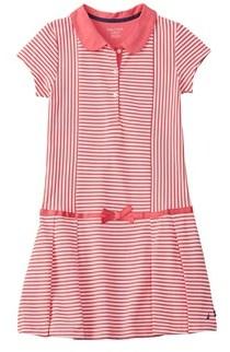 Nautica Girls' Polo Dress.