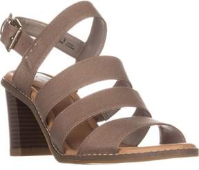 Dr. Scholl's Dr. Scholls Parkway Strappy Comfort Sandals, Taupe.