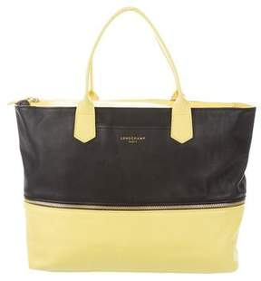 Longchamp Expandable Tote Bag