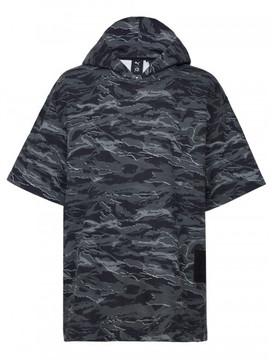 Puma x XO short sleeve camouflage hoodie