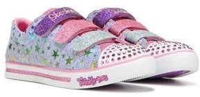 Skechers Kids' Sparkle Glitz Low Sneaker