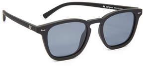 Le Specs Polarized No Biggie Sunglasses